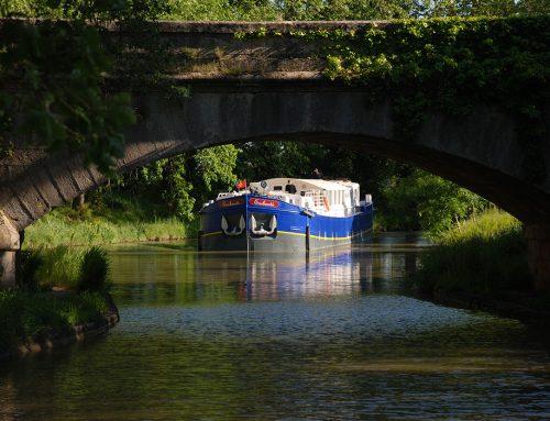 Enchanté on the Canal du Midi